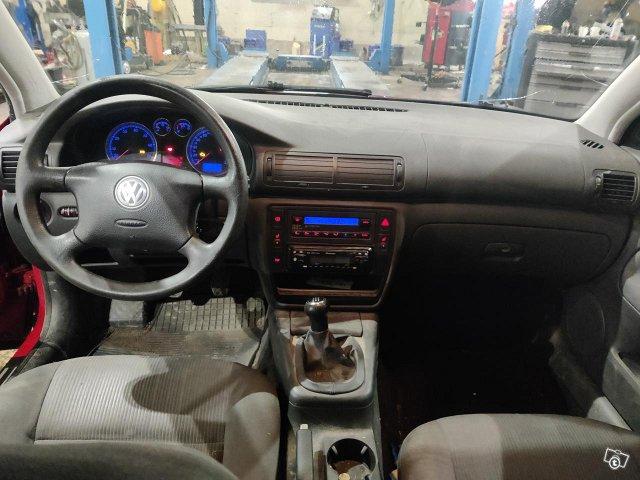 Volkswagen Passat 1.6 manuaali 2004 6