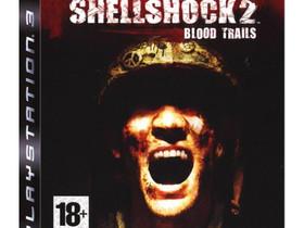 Shellshock 2 Blood Trails PS3, Pelikonsolit ja pelaaminen, Viihde-elektroniikka, Lahti, Tori.fi