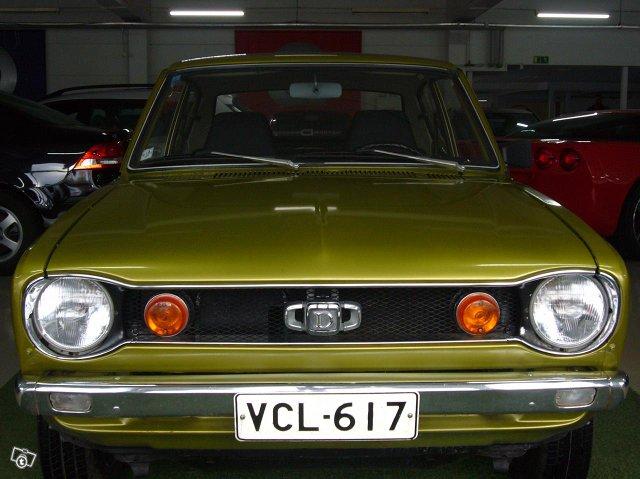 Datsun 100 A 1975 7