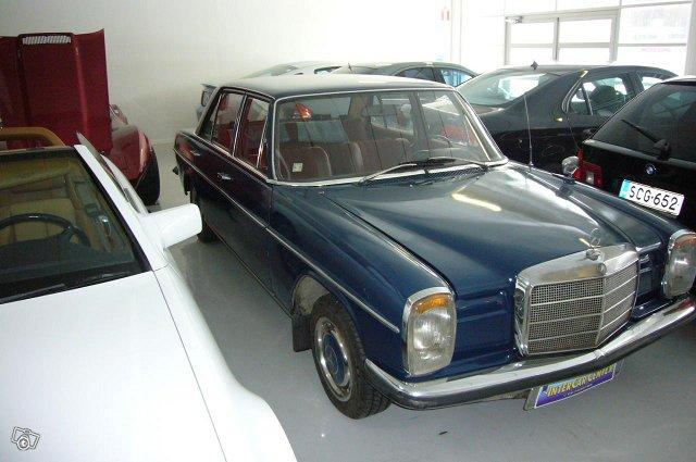 Mercedes-Benz 220/8 1969