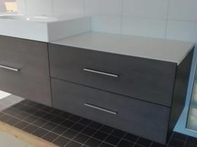 Kylpyhuonekaluste, Kylpyhuoneet, WC:t ja saunat, Rakennustarvikkeet ja työkalut, Raisio, Tori.fi