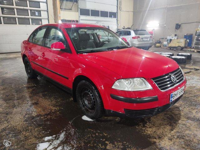 Volkswagen Passat 1.6 manuaali 2004