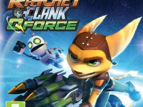 Ratchet & Clank QForce PS3, Pelikonsolit ja pelaaminen, Viihde-elektroniikka, Lahti, Tori.fi