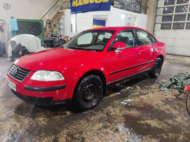 Volkswagen Passat 1.6 manuaali 2004 2