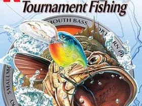 Rapala: Tournament Fishing Wii, Pelikonsolit ja pelaaminen, Viihde-elektroniikka, Lahti, Tori.fi