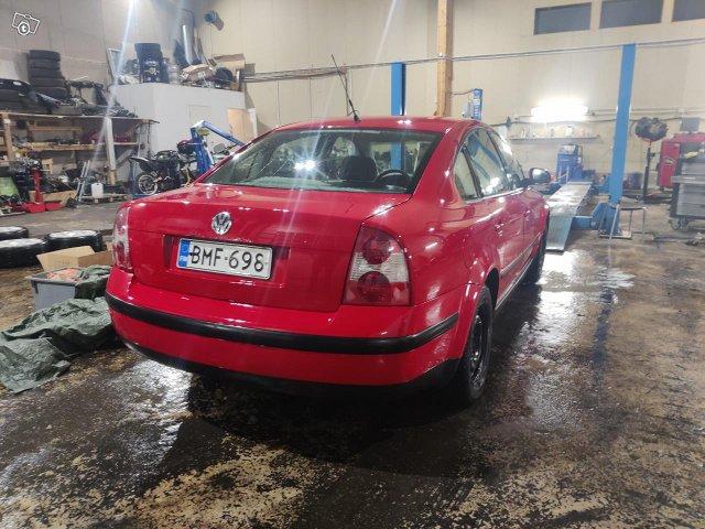 Volkswagen Passat 1.6 manuaali 2004 3