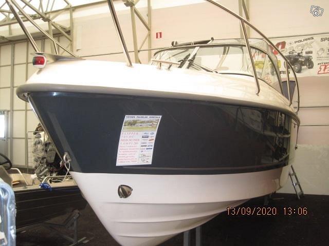 UUSI Flipper 705DC Mercruiser 260hp 79000, B F