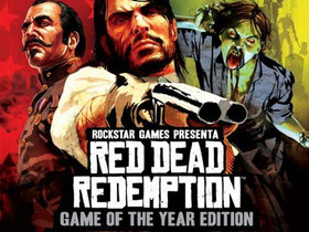 Red Dead Redemption Game of the Year Edition PS3, Pelikonsolit ja pelaaminen, Viihde-elektroniikka, Lahti, Tori.fi