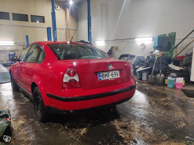 Volkswagen Passat 1.6 manuaali 2004 4