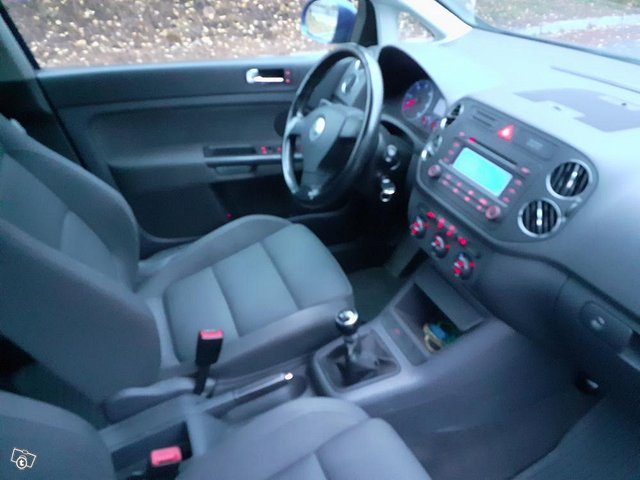Volkswagen Golf Plus vaihto M-P, As.vaunu, Paku 14