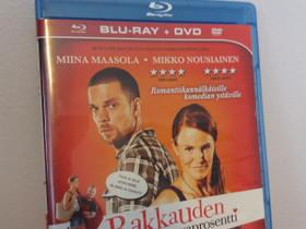 Blu-ray + dvd rakkauden rasvaprosentti, Elokuvat, Jyväskylä, Tori.fi