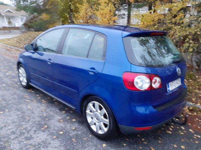 Volkswagen Golf Plus vaihto M-P, As.vaunu, Paku 4