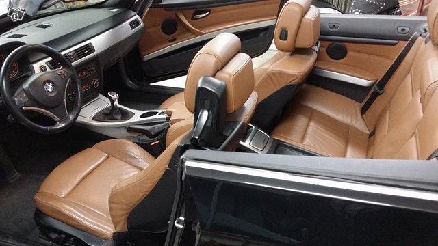 Avo BMW 320 Diesel ehkä vaihto M-P, As.vaunu, Paku 13