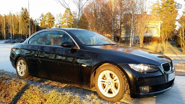 Avo BMW 320 Diesel ehkä vaihto M-P, As.vaunu, Paku 7