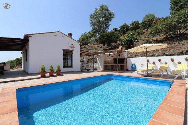 Villa Algar, pieni huvila Costa del Solilla