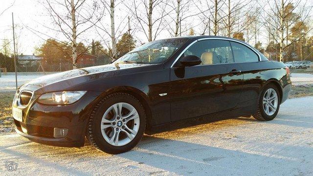 Avo BMW 320 Diesel ehkä vaihto M-P, As.vaunu, Paku 11
