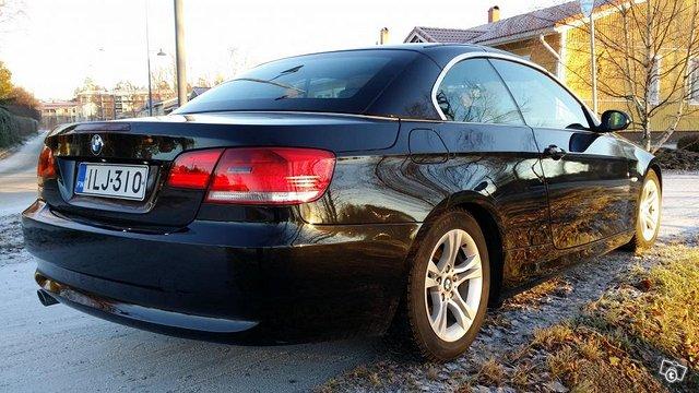Avo BMW 320 Diesel ehkä vaihto M-P, As.vaunu, Paku 10