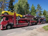 TOYOTA Lava-, paketti- ja henkilöautoja
