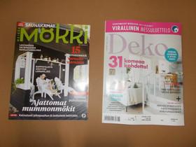 Meidän Mökki ja Deko, Lehdet, Kirjat ja lehdet, Vaasa, Tori.fi