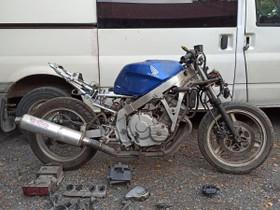 Honda CBR600 purkuosat, Moottoripyörän varaosat ja tarvikkeet, Mototarvikkeet ja varaosat, Ulvila, Tori.fi