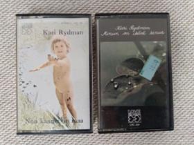 Kari Rydman kaksi c-kasettia, Imatra/posti, Musiikki CD, DVD ja äänitteet, Musiikki ja soittimet, Imatra, Tori.fi