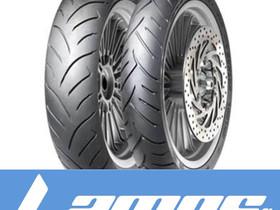 Dunlop Scootsmart 130/70-12 56P TL fr/r, Renkaat, Mototarvikkeet ja varaosat, Naantali, Tori.fi
