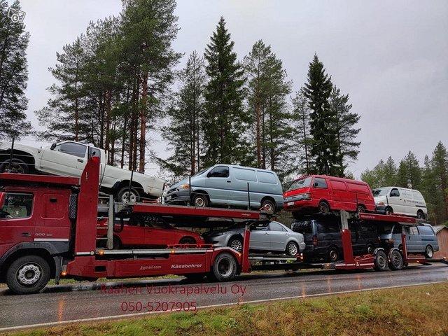 TOYOTA Lava-, paketti- ja henkilöautoja 2