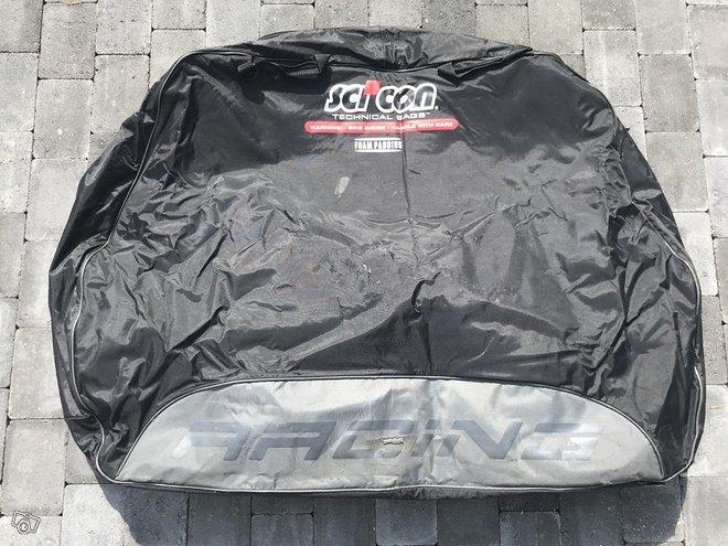 Scicon -pyöränkuljetuslaukku - vuokraus
