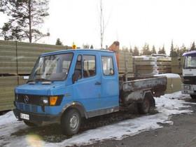 Mercedes-Benz 307, Ferrarin nosturilla, Autot, Raahe, Tori.fi