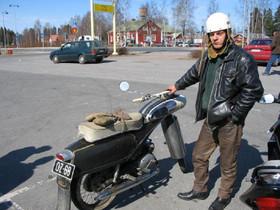 Harvinainen DKW Hummel kevari, Moottoripyörät, Moto, Oulu, Tori.fi