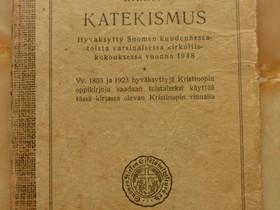 Katekismus v. 1949, Muut kirjat ja lehdet, Kirjat ja lehdet, Sievi, Tori.fi
