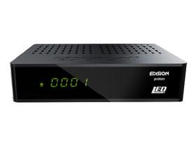 Edision Proton LED digiboksi, DVB-S2, Digiboksit, Viihde-elektroniikka, Nurmijärvi, Tori.fi
