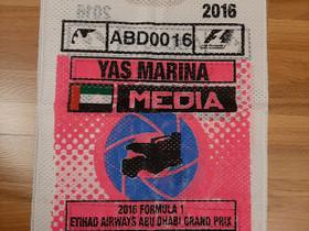 Formula 1 2016 Abu Dhabi, Muu keräily, Keräily, Joensuu, Tori.fi