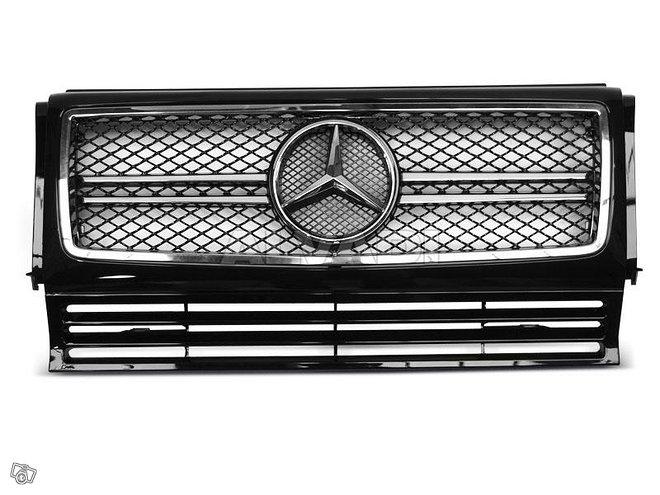 Mercedes-Benz G-Class Maski (tuning)