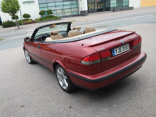Saab 9-3 2,0t aut avoauto 7