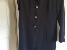 Martinelli musta pidempi jakku 40, Vaatteet ja kengät, Mikkeli, Tori.fi