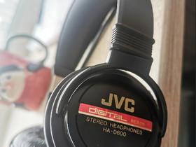 JVC HA-D600 kuulokkeet, Audio ja musiikkilaitteet, Viihde-elektroniikka, Ruokolahti, Tori.fi