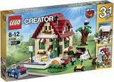 Lego Creator vaihtuvat vuodenajat UUSI 49,95, Lelut ja pelit, Lastentarvikkeet ja lelut, Kerava, Tori.fi