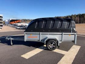 Pikku Respo GT Premium 42 cm laidalla ja kuomu, Peräkärryt ja trailerit, Auton varaosat ja tarvikkeet, Salo, Tori.fi