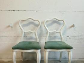 Rokokoo tuolit 2kpl, Pöydät ja tuolit, Sisustus ja huonekalut, Salo, Tori.fi