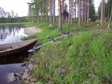 Veneranturi kuumasinkittyä terästä, Venetarvikkeet ja veneily, Hirvensalmi, Tori.fi