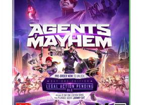 Agents of Mayhem XBOX ONE Uusi, Pelikonsolit ja pelaaminen, Viihde-elektroniikka, Lahti, Tori.fi