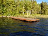 Laituri 7,5 x3,15 metriä 500 mm putkiponttoneilla, Muu rakentaminen ja remontointi, Rakennustarvikkeet ja työkalut, Hirvensalmi, Tori.fi