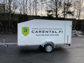 Tilava 8m2 koppikärry (peräkärry) edullisesti, Peräkärryt ja trailerit, Auton varaosat ja tarvikkeet, Jyväskylä, Tori.fi
