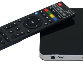 Mediacenter TVIP S-box v.605 4K/UHD IPTV-digiboksi, Digiboksit, Viihde-elektroniikka, Nurmijärvi, Tori.fi