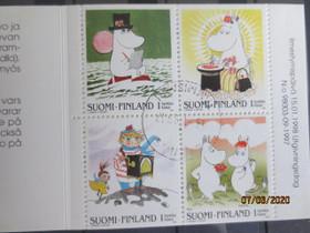 Muumeja 1998 vihko leimattuna, Muu keräily, Keräily, Paimio, Tori.fi