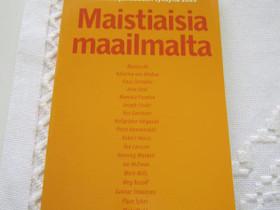 Maistiaisia maailmalta, Harrastekirjat, Kirjat ja lehdet, Oulu, Tori.fi
