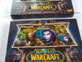 Warcraft pelejä 2kpl, Pelikonsolit ja pelaaminen, Viihde-elektroniikka, Rantasalmi, Tori.fi