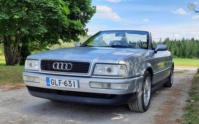 Audi Cabriolet 1995. just leimattu, kuva 1