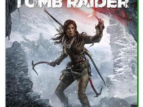 Rise of the Tomb Raider Xbox One, Pelikonsolit ja pelaaminen, Viihde-elektroniikka, Lahti, Tori.fi